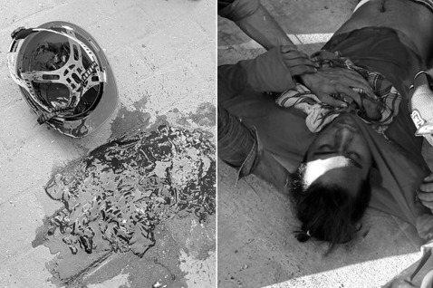 截至3月4日上午10點為止,緬甸軍事政變期間已至少確認有50平民遭軍隊射殺;包括...