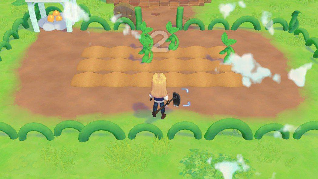 遊戲中也會有一些小遊戲,只要玩家可以取得高分,就能夠使體力上限增加!努力玩吧!