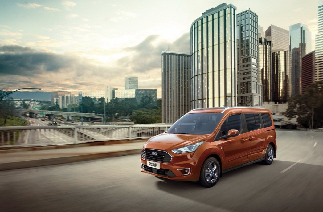 The All-New Ford Tourneo Connect旅玩家搭載全新1...