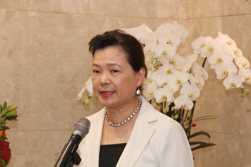 經濟部長王美花。 本報資料照片