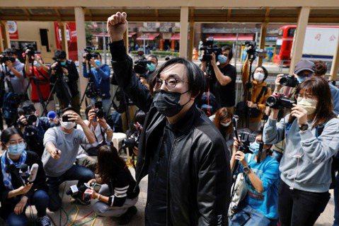 蘇美智/不平靜的香港二二八:47人因「顛覆國家政權罪」被捕