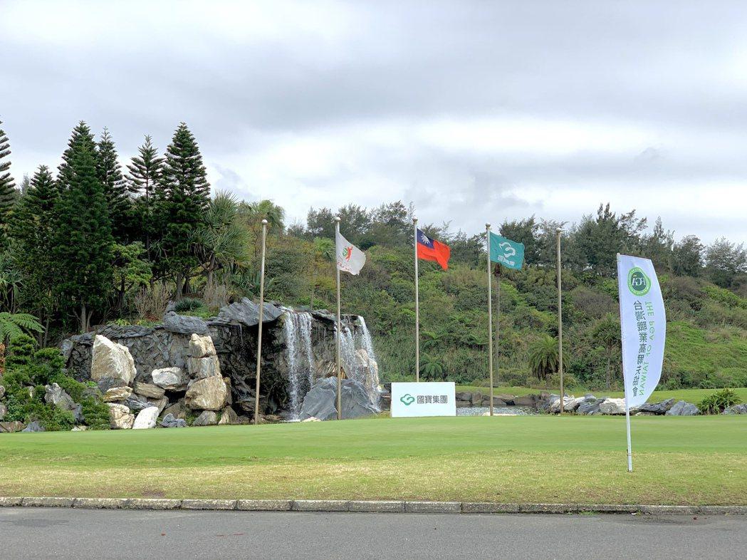 2021台灣PGA巡迴賽發布會選在國寶集團旗下的比賽型球場東華高爾夫俱樂部舉行。...