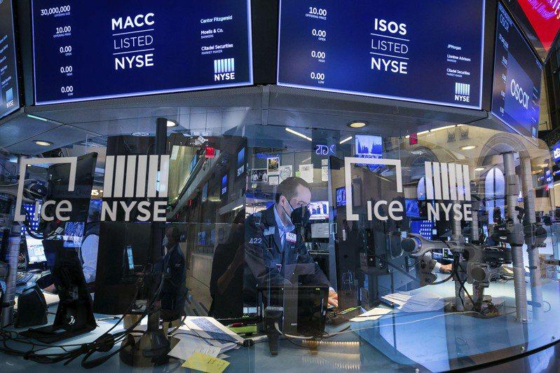 蘋果等科技股遭拋售,那斯達克指數3日重挫2.7%。(美聯社)