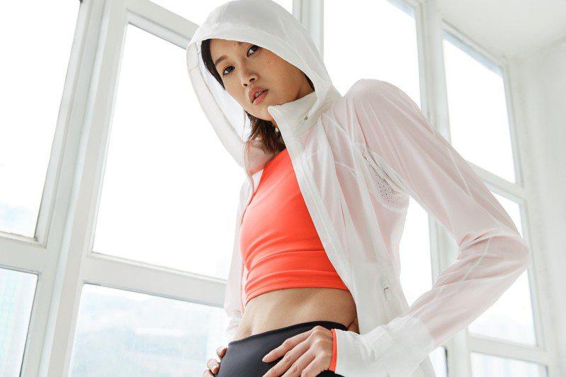 LULULEMON針對有氧運動、高強度間歇訓練或是舉重,分別打造不同機能性的服飾。圖/LULULEMON提供