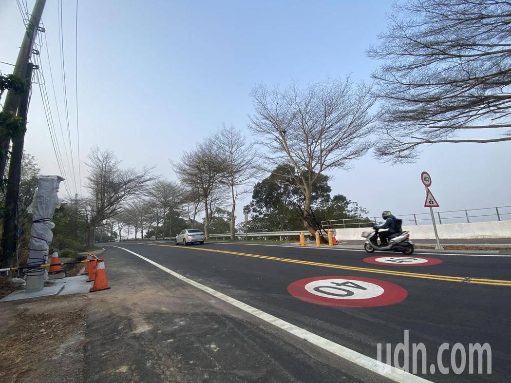 為有效遏止彰化縣道139線的車禍事故,彰化縣警察局在20.153K處再新增一支固...