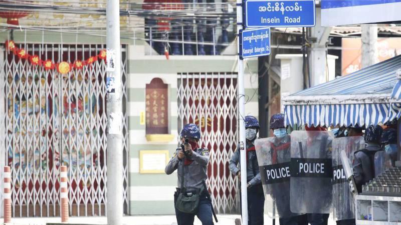 緬甸反政變示威持續,維安部隊3日對抗議者開火,造成單日共計38人喪生,聯合國緬甸...