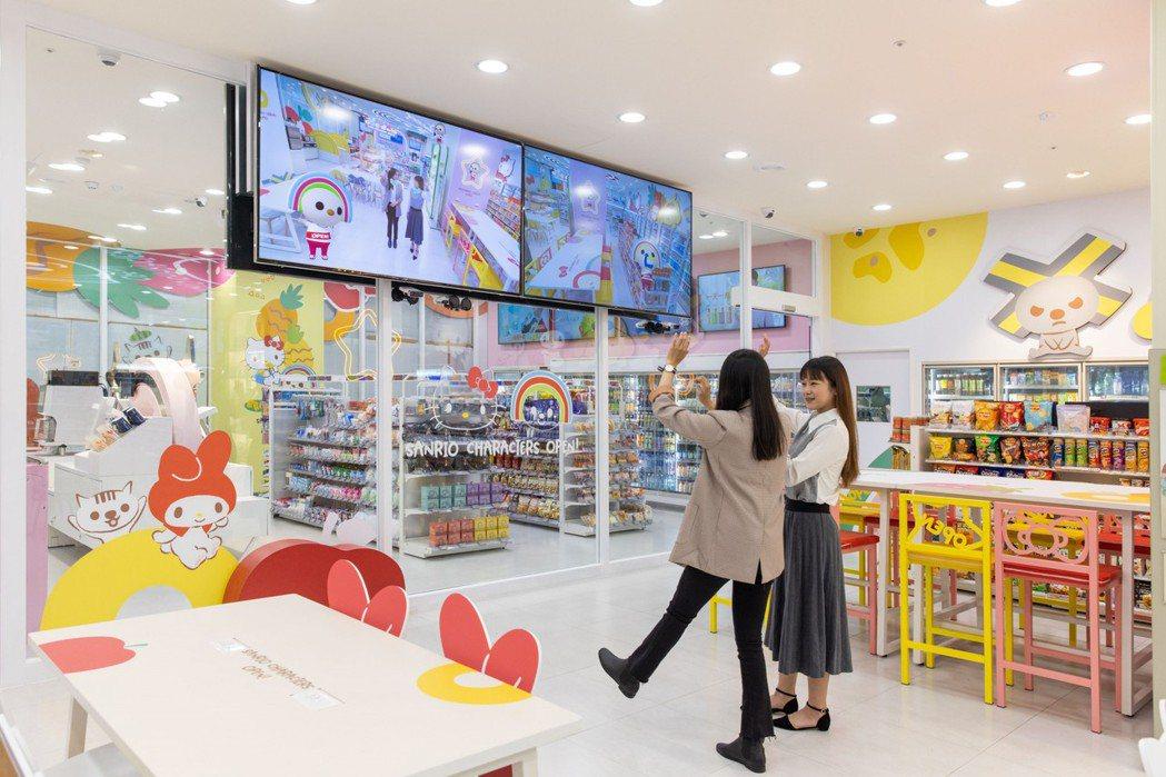 台灣三星電子與7-ELEVEN合作,提供全台6,000家門市QMR系列專業型商用...