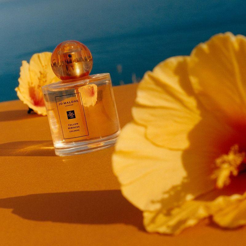 Jo Malone London 熱帶島嶼花園系列黃槿花香水/100ml/5,400元。圖/Jo Malone London提供