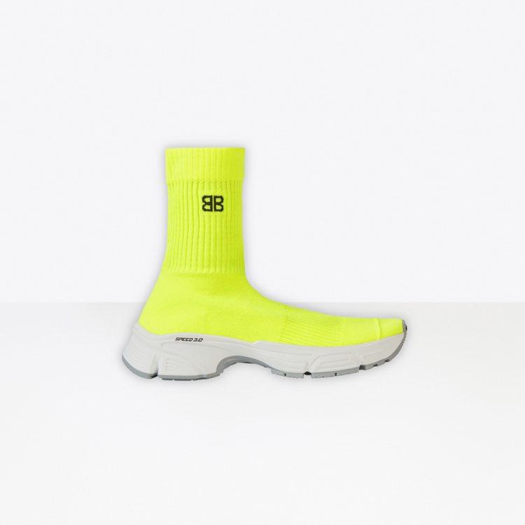 Speed 3.0運動鞋,28,200元。圖/Balenciaga提供