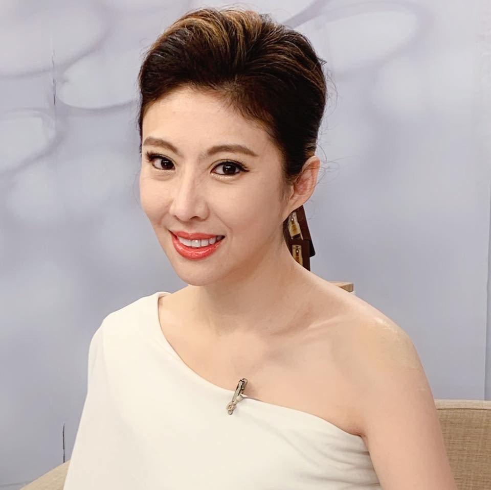 李宇柔結婚20年,求子之路十分坎坷。圖/摘自臉書