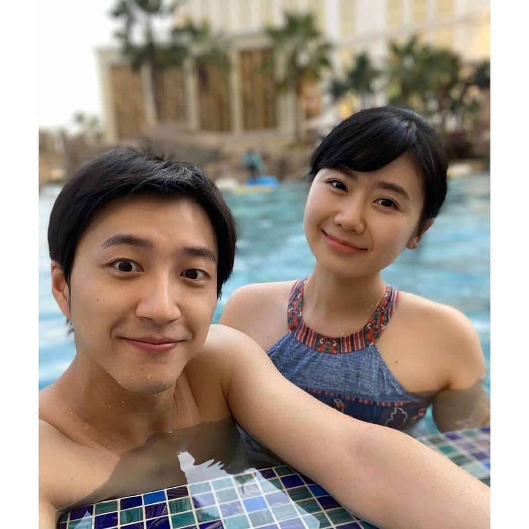 福原愛和江宏傑婚姻觸礁。圖/摘自微博