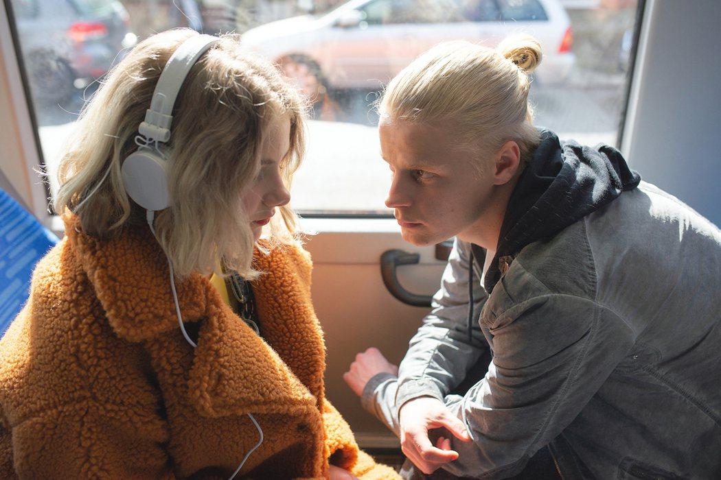 電影《女性日常》明日上映,由七位芬蘭女性導演執導,以六則性騷擾事件構成。佳映提供