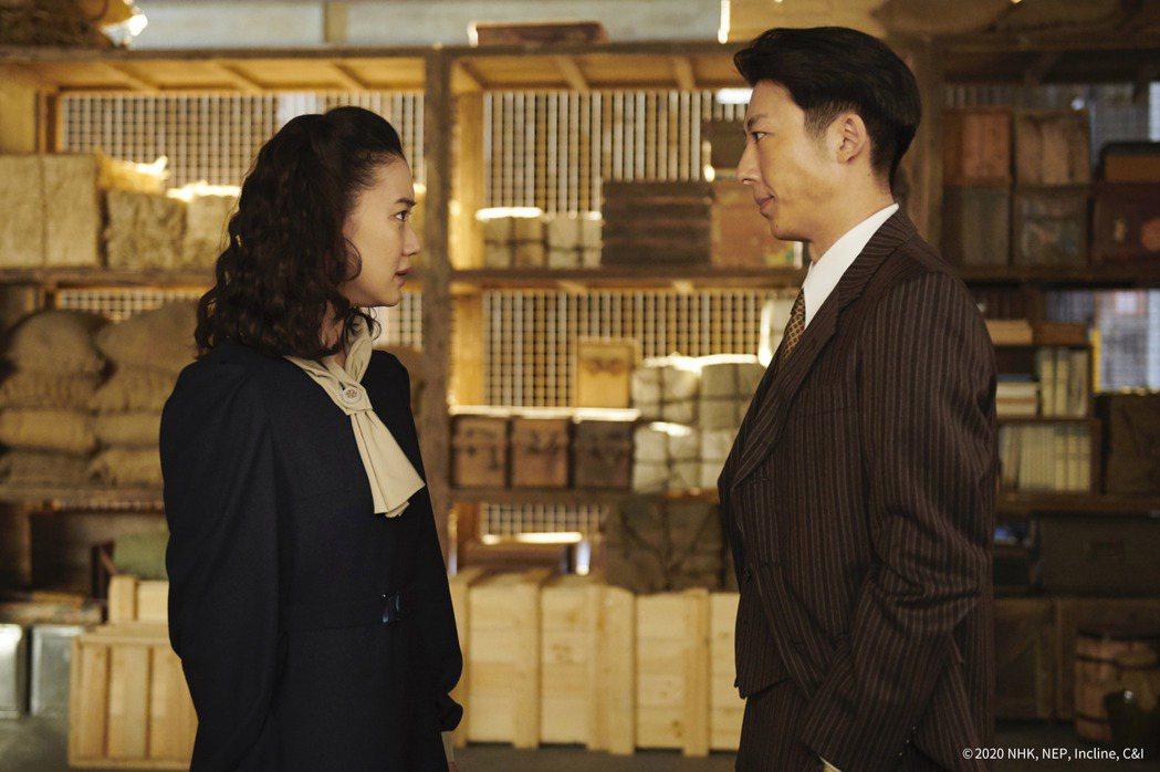 黑澤清史詩鉅作《間諜之妻》登日本十大佳片。可樂提供