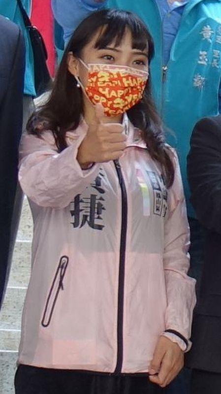 無黨籍高雄市議員黃捷今天在臉書向要罷免立委吳思瑤的台北市議員羅智強喊話,要羅「早日回頭」。圖/本報資料照片