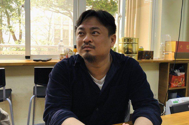 民進黨立委洪申翰。記者丘采薇/攝影