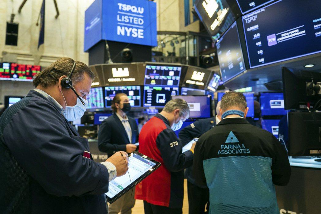 美股早盤持平,美國上周初領失業救濟金人數優於預期,支撐市場信心。  美聯社