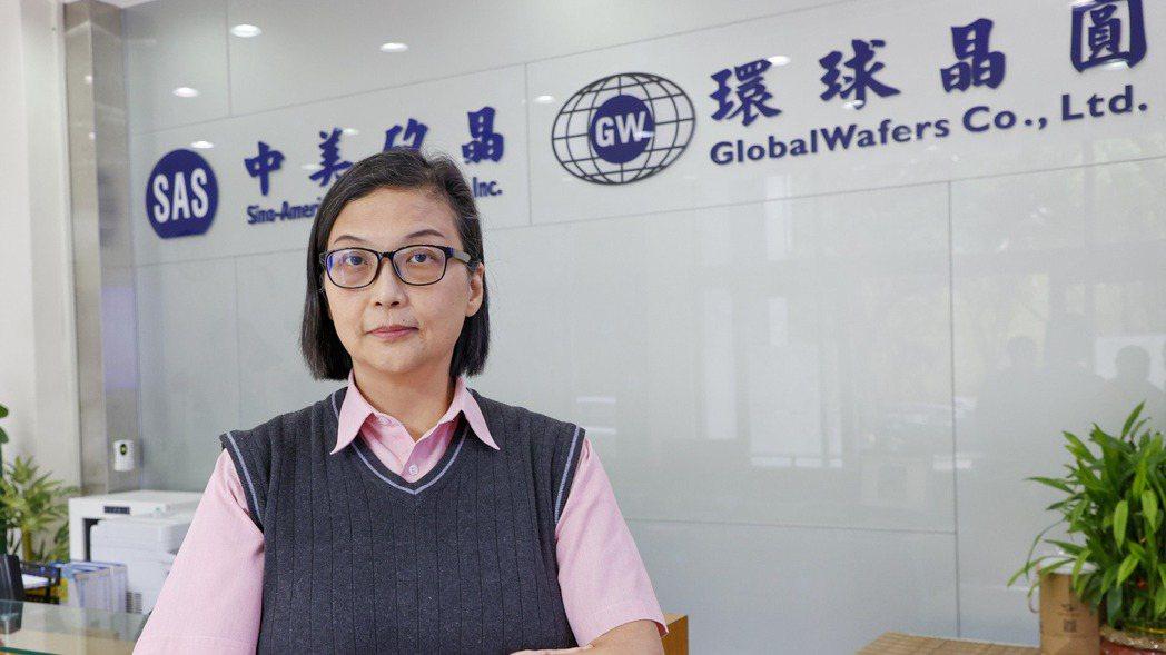 環球晶董事長徐秀蘭。(本報系資料庫)