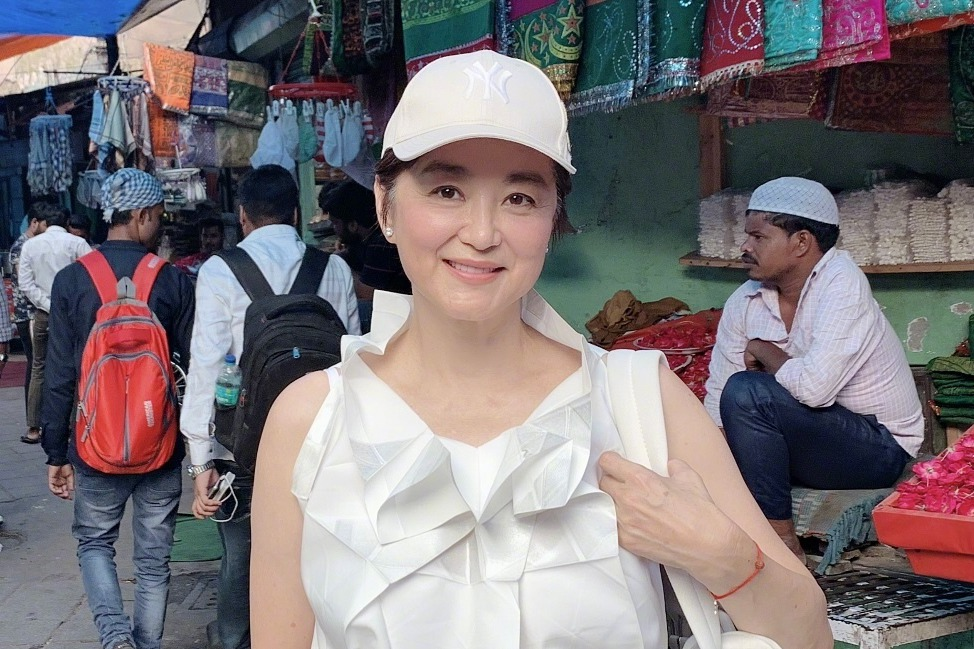 林青霞自曝已接種中國科興疫苗 揭2天後身體現況