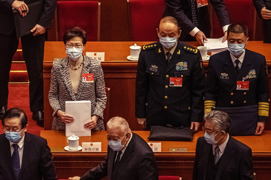 用「愛國者」清洗香港?中國人大對港突襲「選舉改造」