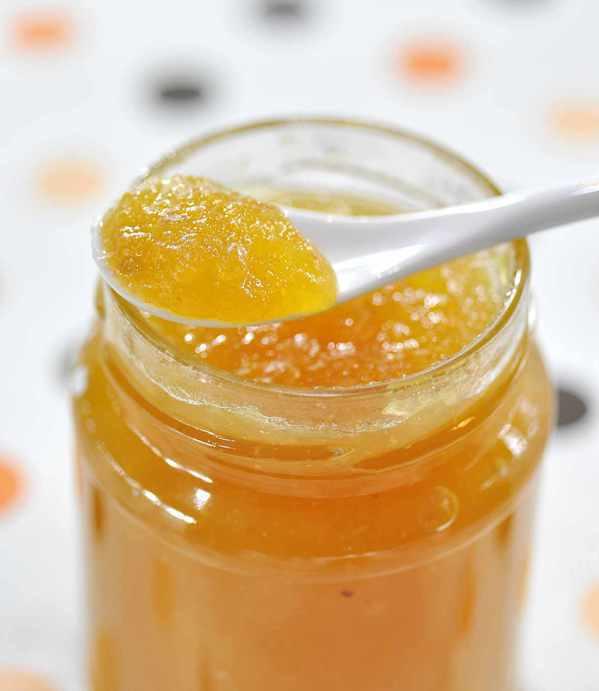 鳳梨果醬雖然費工,但成品自用送禮皆宜。 圖/胡涓涓 提供