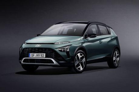 填補入門SUV空缺 全新小休旅Hyundai Bayon正式發表!