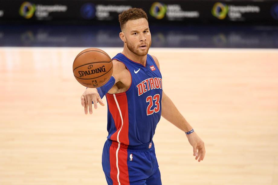 NBA/幹籃哥折翼變投籃哥 傳活塞將買斷葛里芬合約