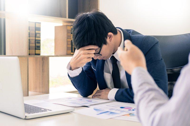 人生總有感到不滿足的時刻,透過心理測驗,可以瞭解自己不滿的原因何在。圖片來源/ingimage
