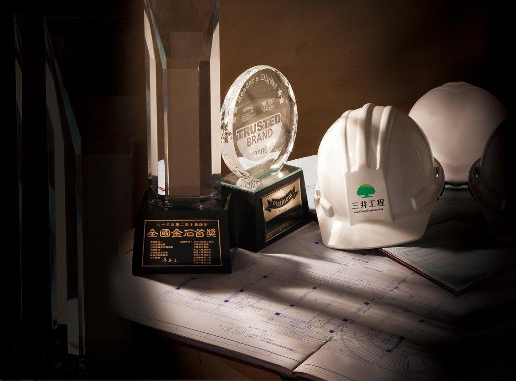 三井工程始終秉持「誠信正派、專業負責、穩健經營」的理念提供專業的服務與高水準的工...