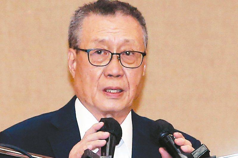 南亞董事長吳嘉昭。報系資料照