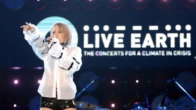 日本流行歌手倖田來未所屬的Avex,正攜手美國AEG Presents,希望打造...