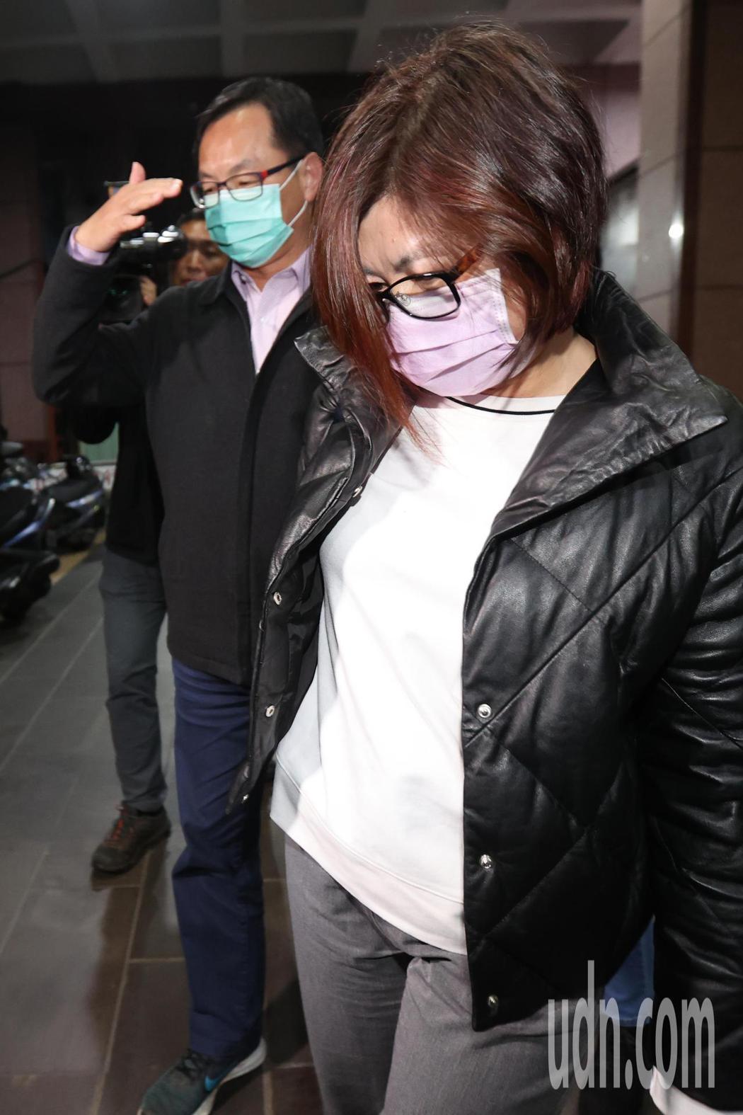 淳紳法務主管蕭彩綾。記者蘇健忠/攝影