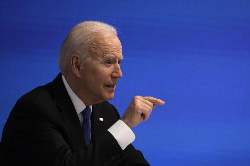 美國總統拜登三日參加與眾院民主黨黨團的視訊會議。同日他發表任內首份國安戰略暫行指南,稱依長期承諾支持台灣。歐新社