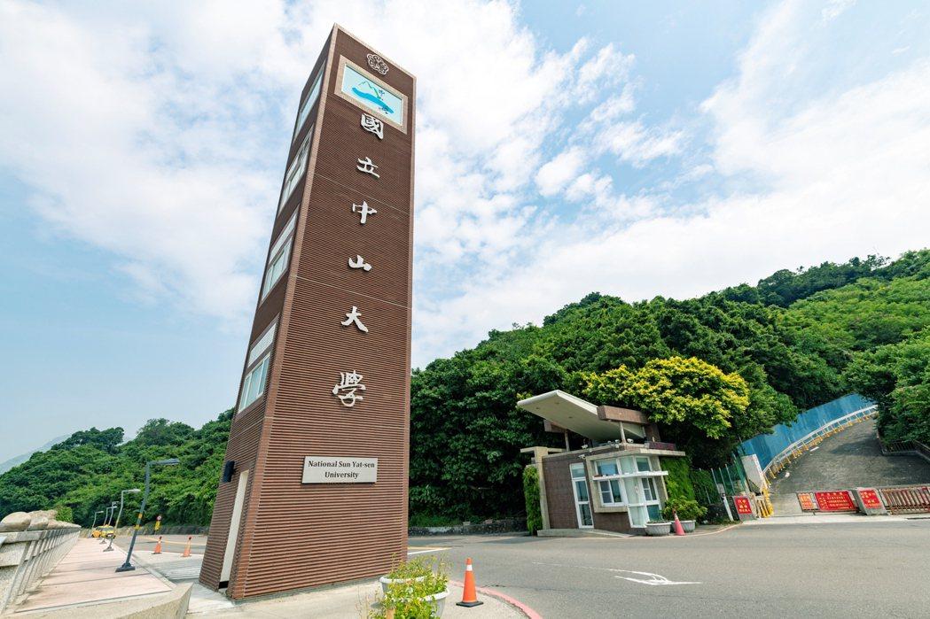 中山大學。照片/校方提供