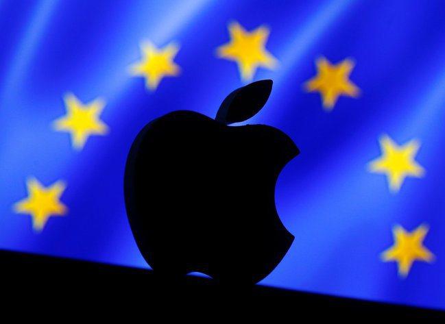 傳歐盟執委會將對蘋果提起反壟斷訴訟。路透
