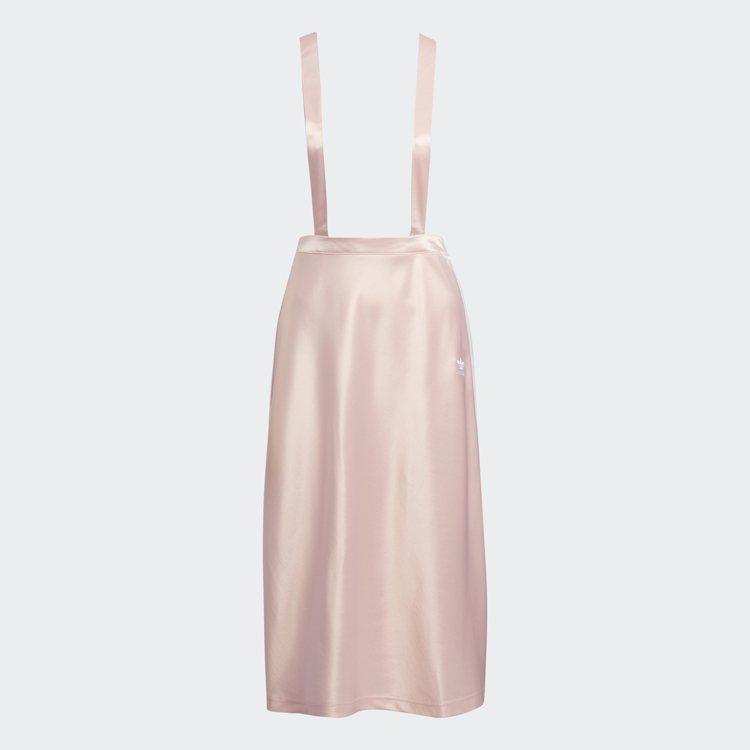 adidas Originals BELLISTA吊帶裙2,690元。圖/adi...