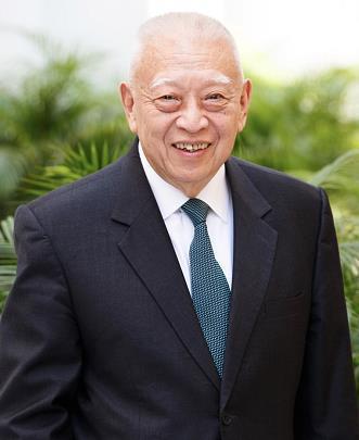 香港首任行政長官、大陸全國政協副主席董建華。取自央視網