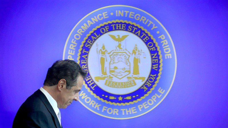 美國民主黨明星、紐約州州長葛謨(圖)遭三名女子指控性騷擾。路透