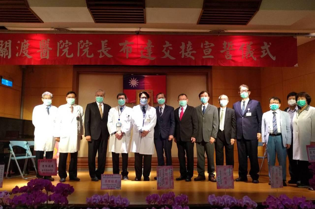 高齡醫學權威陳亮恭接任關渡醫院院長 發展健康社區