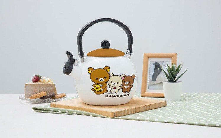 momo購物網「拉拉熊集點活動」第2彈推出「拉拉熊好心情笛音壺」,換購點數3點+...