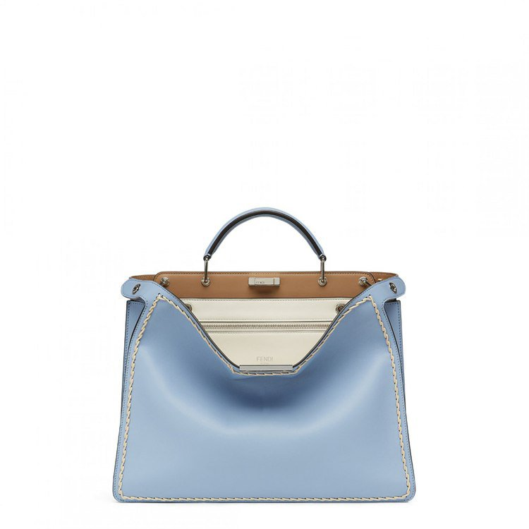 FENDI Peekaboo ISeeU Medium,17萬4,000元。圖/...