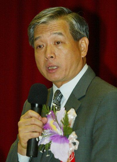 台達化去年獲利年增3.82倍,優於市場預期。圖為台達化董事長吳亦圭。 (本報系資...