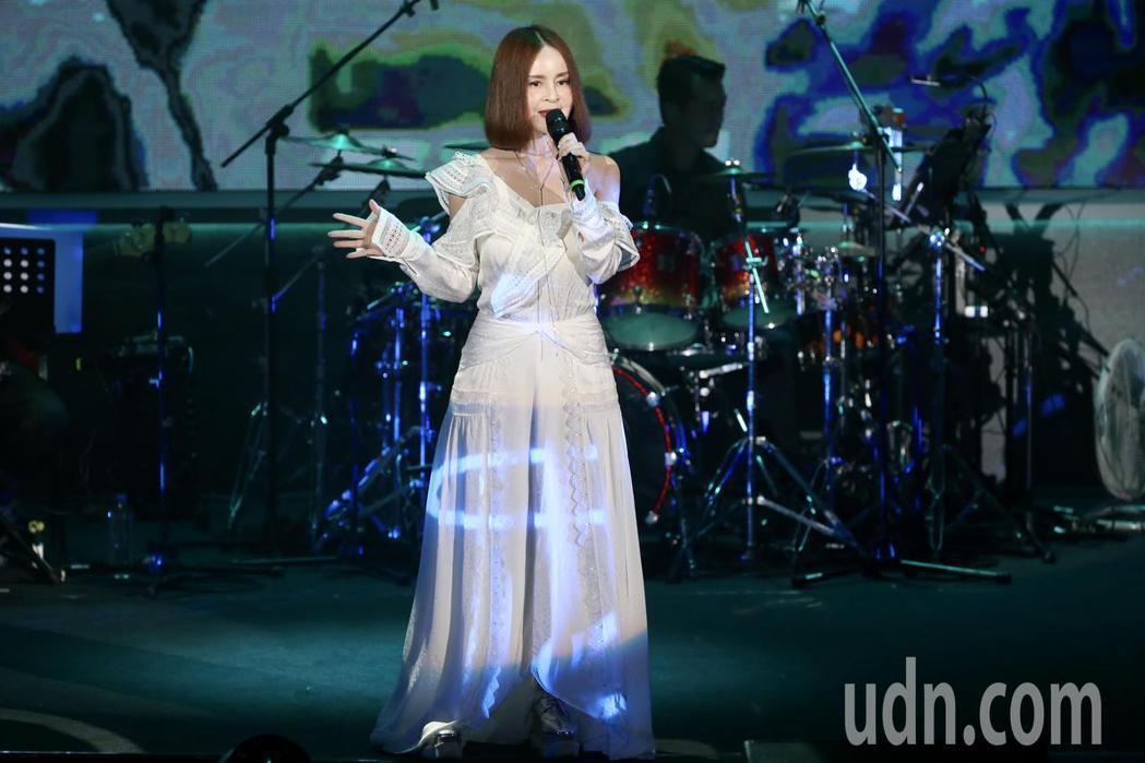 寶吉祥集團「歌之饗宴Ⅲ-愛之韻」演唱會,高勝美演唱早年瓊瑤戲劇歌曲,帶聽眾回到那