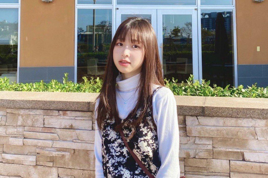 莊凌芸今墜樓輕生亡,得年22歲。圖/摘自IG 自殺,不能解決難題;求助,才是最好