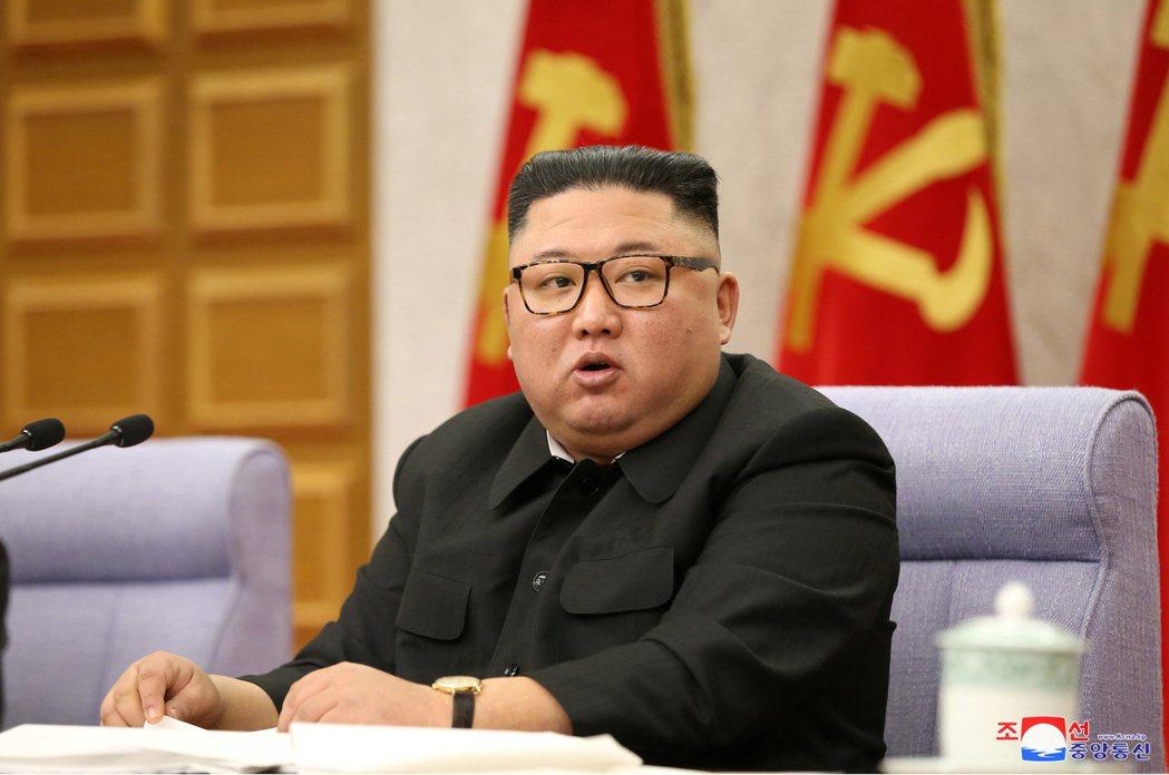 北韓最高領導人金正恩掌權即將邁入第10年,北韓當局日前透過官網公開去年出版的金正...