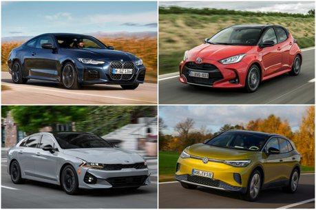 Toyota Yaris能否再奪下桂冠? 2021世界年度風雲車十大半決選名單出爐!