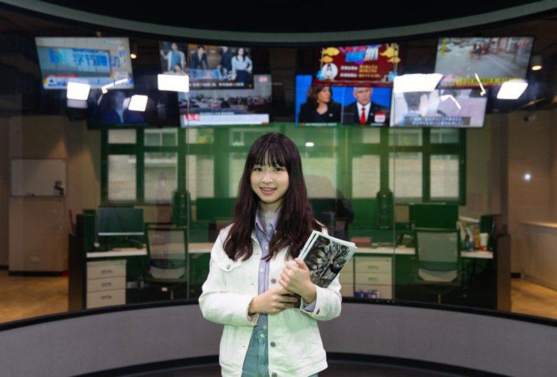 22歲的女歌手莊凌芸昨(5日)墜樓輕生,引發社會討論。圖/世新大學堤供