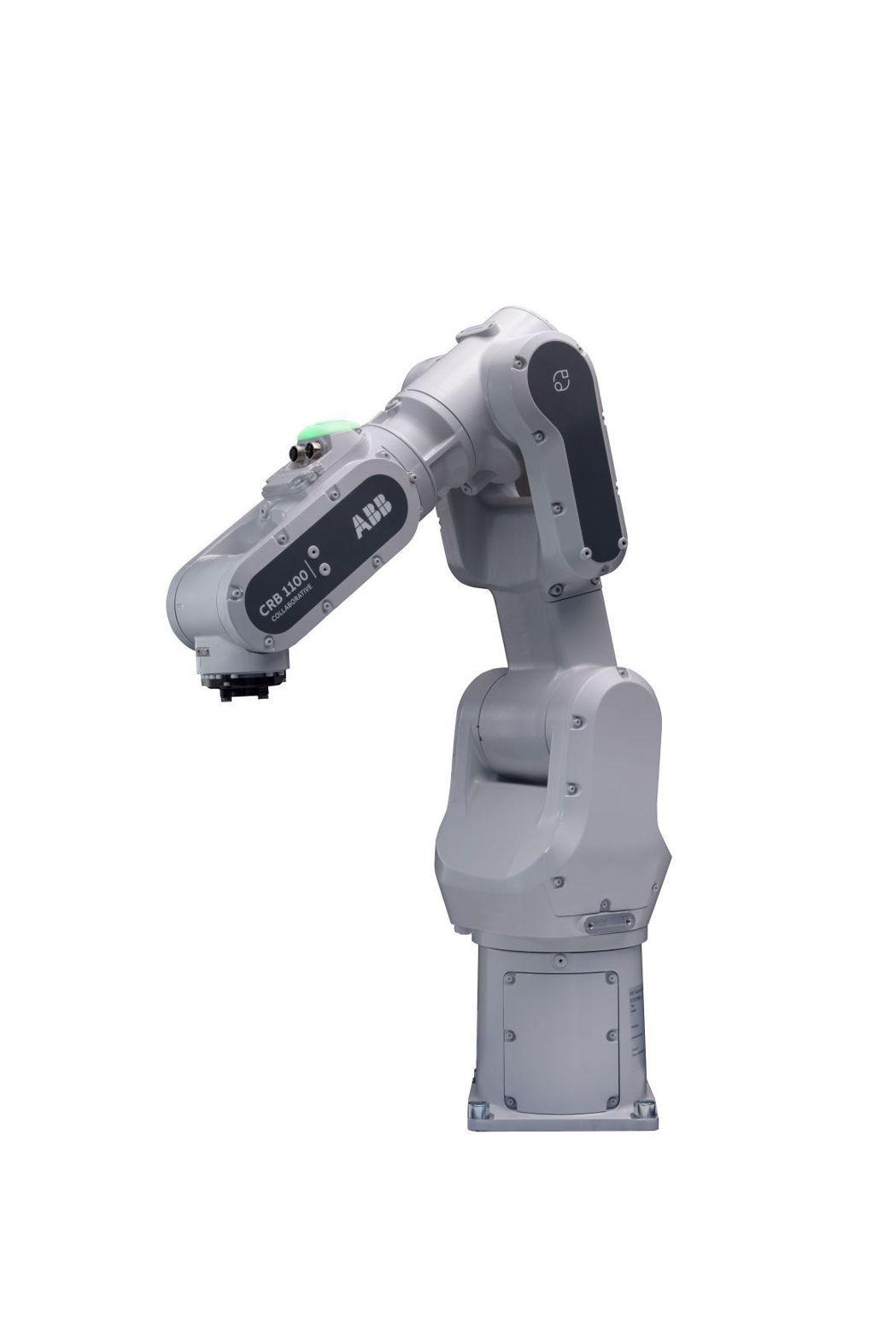 ABB_CRB 1100_SWIFTI協作機器人,實現工業級速度的人機協作。...