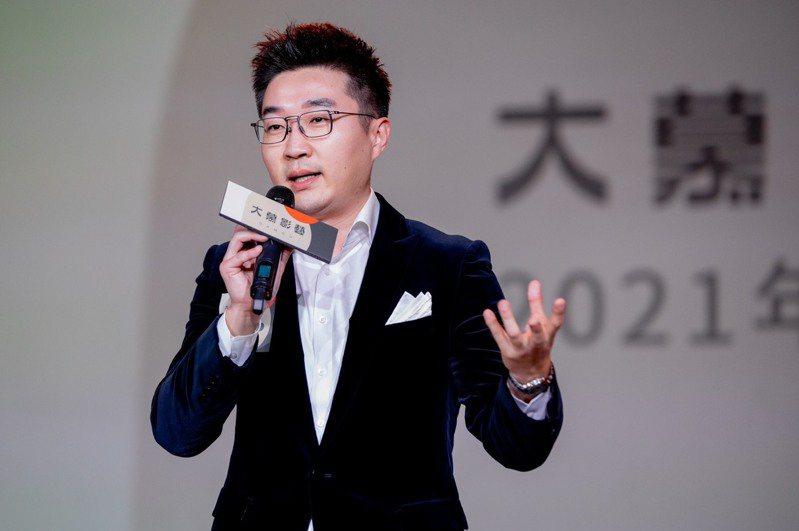 Kakao Page台灣執行長吳明修。圖/大慕影藝提供