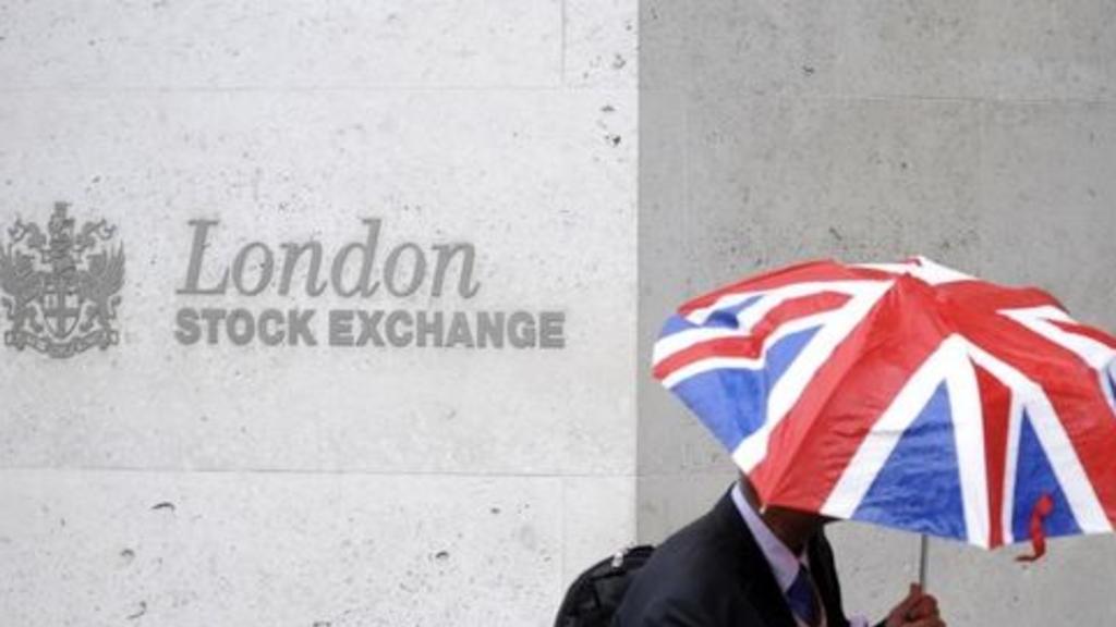 富時羅素母公司倫敦證券交易所集團標識資料圖片 © 路透社圖片