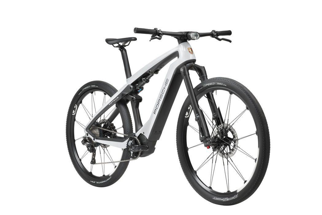 保時捷電動自行車「Sport」。網路圖片